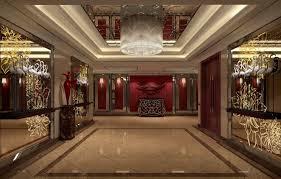 Lobbyinteriordesignchinesestyleluxuryhotelfloorandpicture - Interior design chinese style