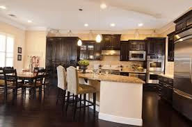 kitchen cabinets and backsplash kitchen dark kitchen cabinets with light wood floors cabinet