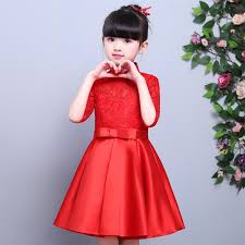 dress anak style traditional color dress for children kids