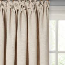 Pencil Pleat Curtains Collection Pair Lined Pencil Pleat Curtains At Lewis
