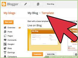 4 ways to add google analytics to blogger wikihow