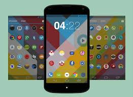 theme nova launcher android flatdroid un tema per apex e nova launcher completamente italiano