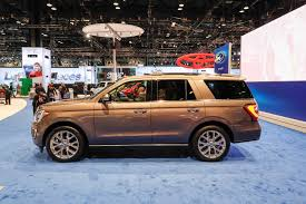 Expedition Specs 2018 Ford Expedition First Look Review Bigger But Lighter