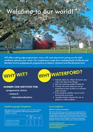 student handbook waterford institute of technology