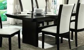 Dining Room Sets With Wheels On Chairs Cheap Espresso Dining Room Set Peces Dnng Table Chairs Ikea Sets