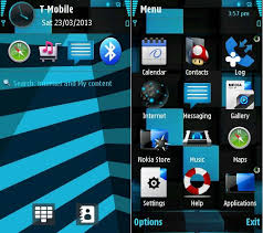 love themes for nokia 5233 download theme black blue cubes for nokia 5800 n97 and x6apk full
