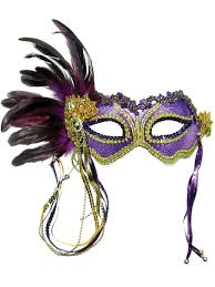 feather mask feathered venetian style masks party superstores