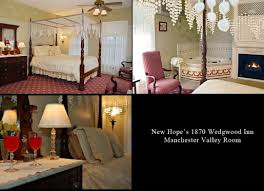 Bed And Breakfast New Hope Pa New Hope U0027s 1870 Wedgwood Inn New Hope Pennsylvania