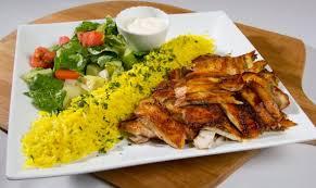 Dawali Mediterranean Kitchen Chicago Il - chicken shawerma dawali mediterranean kitchen