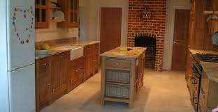 oak kitchen island units gallery the freestanding kitchen company