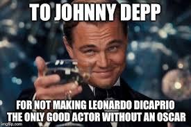 Johnny Depp Meme - unpopular opinion puffin meme imgflip