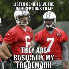 Geno Smith Meme - 11 best images about bleeding green white on pinterest patriots
