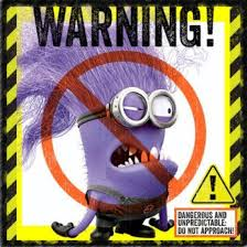 diy purple minion costume evil minion