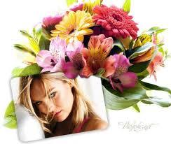 imagenes flores bellisimas decorar una foto con bellisimas flores editar una foto