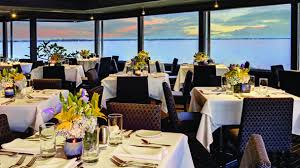 melbourne waterfront seafood restaurant dining with a view chart