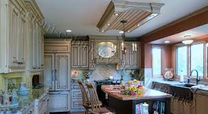 Distressed Kitchen Cabinets Custom Made Cabinets And Design Ideas - Kitchen cabinets custom made