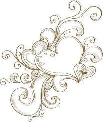 download free cool tattoo design tattoo ideas heart doodle herz