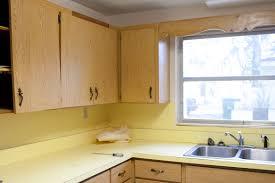 Butter Yellow Kitchen Cabinets Kitchen Makeover Kibster Vintage