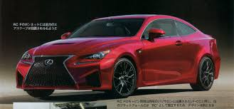 lexus rcf sedan should the production lexus rc f look like this lexus enthusiast