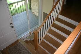 replacement wood stair treads ideas carpet for wood stair treads