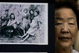 Comfort Women In Philippines Distressing Footage Of Slaves Used By Soldiers In World War