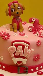Paw Patrol Cake Decorations Best 25 Paw Patrol Cake Decorations Ideas On Pinterest Police