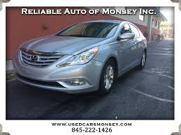 how reliable are hyundai sonatas used 2013 hyundai sonata for sale in monsey ny 10952 reliable