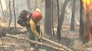 Arizona Firefighters Killed Video by Hotshots Return To Arizona A Year After Yarnell Hill Wildfires