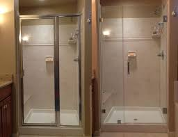Shower Door Cleaner Pros And Cons Of Frameless Shower Doors Angie S List Stylish Best