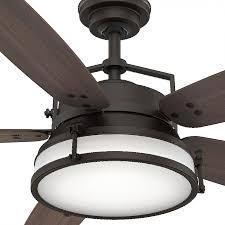 56 inch ceiling fan 59360 caneel bay 3 led light 56 inch ceiling fan in maiden bronze