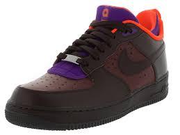 Nike Air Force One Comfort Amazon Com Nike Men U0027s Air Force 1 Low Cmft Prm Qs Nola Gumbo