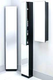 Floor Standing Bathroom Storage Mirrored Free Standing Bathroom Cabinet Juracka Info