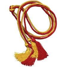 graduation cords cheap sigma delta pi honor cords honor grads