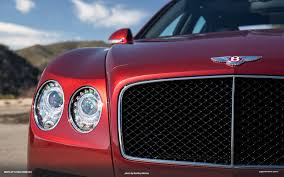bentley red 2016 geneva 2016 bentley announces 520hp flying spur v8 s vwvortex
