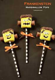 adorable frankenstein marshmallow pops u0026 other 5 treats easy and