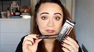 tattoo eyebrows by maybelline maybelline tattoo brow demo irish beauty blog beautynook