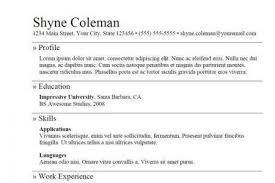 Sample Resume For Oil Field Worker Oilfield Resume Templates 5 Useful Oilfield Resume Templates
