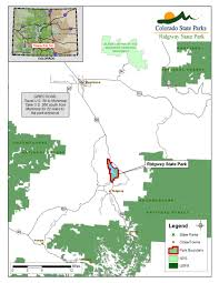 Castlewood State Park Trail Map by Colorado Parks U0026 Wildlife Maps And Directions