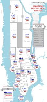 manhattan on map manhattan address report voter registration map business insider