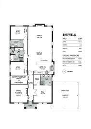 best unique house plan australia full dzl09aa 841