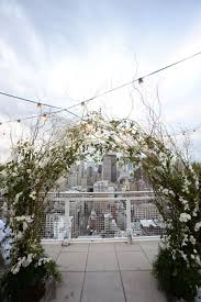 wedding arch nyc inspiration the alternative wedding arch aisle