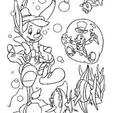 pinocchio dancing figaro coloring pages bulk color