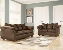 Discount Furniture Sets Living Room Darcy Cafe Sofa U0026 Loveseat Set Marjen Of Chicago Chicago