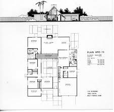 eichler home plans eichler house plan hpo 15 by claude oakland eichlers pinterest
