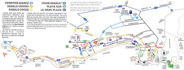 sinaloa mexico map map routes in mazatlan sinaloa mexico