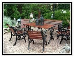Cast Iron Furniture Foter - Outdoor iron furniture