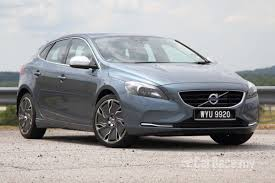 volvo hatchback 2015 volvo v40 2014 2 0 t5 in malaysia reviews specs prices