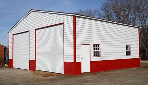 Metal Siding For Barns 32 40 50 And 60 Wide Metal Buildings Large Steel Building