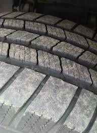 toyota tire wear strange tire wear all four of em dodge diesel diesel truck