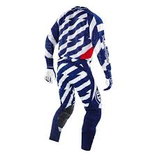 motocross gear combo troy lee designs se air jersey and pants combo
